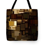 Modern Abstract Iv Tote Bag by Lourry Legarde