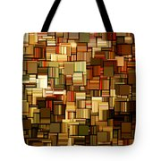 Modern Abstract Xxiii Tote Bag by Lourry Legarde