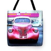 Modern Classics Tote Bag by MJ Olsen