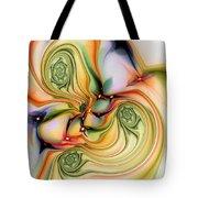 Moirai Tote Bag by Anastasiya Malakhova