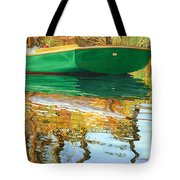 Moment Of Reflection Xi Tote Bag by Marguerite Chadwick-Juner