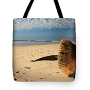 Monster Clam Tote Bag by Adam Jewell