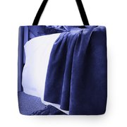 Monster Under My Bed Tote Bag by Leah Hammond
