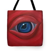 Monstrosity Tote Bag by Sven Fischer