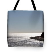 Montauk Beach And Bluff Tote Bag by John Telfer