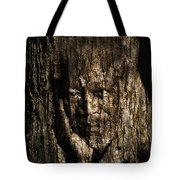 Morgan Freeman Roots digital painting Tote Bag by Georgeta Blanaru