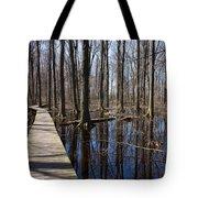 Morning Meditation Tote Bag by Barbara McMahon
