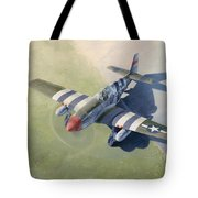 Morning Mission Tote Bag by Wade Meyers