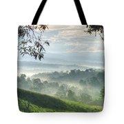Morning Mist Tote Bag by Heiko Koehrer-Wagner