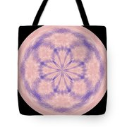 Morphed Art Globe 33 Tote Bag by Rhonda Barrett