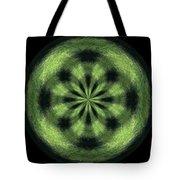 Morphed Art Globe 35 Tote Bag by Rhonda Barrett