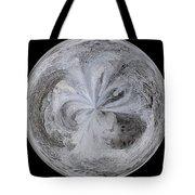 Morphed Art Globe 4 Tote Bag by Rhonda Barrett