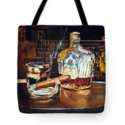 Mosaic Reflections Tote Bag by Spencer Meagher