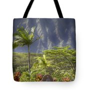 Mother Of Faith Tote Bag by Douglas Barnard