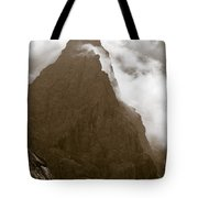 Mountainscape Tote Bag by Frank Tschakert