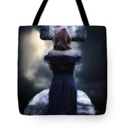Mourning Tote Bag by Joana Kruse