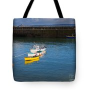 Mousehole Cornwall Tote Bag by Louise Heusinkveld