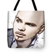Mr 305 Tote Bag by Cheryl Young