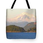 Mt Baker Tote Bag by Brian Harig