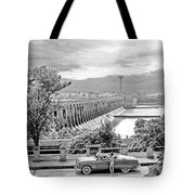 Muscle Shoals Tote Bag by Chuck Staley