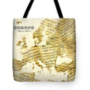 Music's Home Tote Bag by Gary Grayson