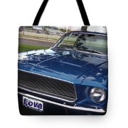 Mustang Classic Tote Bag by Bobbee Rickard
