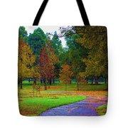 My Autumn Tote Bag by Heidi Smith