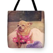 My Baby Tote Bag by Laurie Search