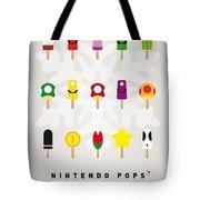 My Mario Ice Pop - Univers Tote Bag by Chungkong Art