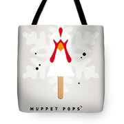 My MUPPET ICE POP - Camilla Tote Bag by Chungkong Art