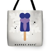 My Muppet Ice Pop - Gonzo Tote Bag by Chungkong Art