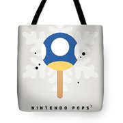 My NINTENDO ICE POP - Mini Mushroom Tote Bag by Chungkong Art