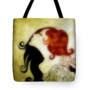 My Prince Will Come For Me 1 Tote Bag by Angelina Vick