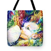 My Soul Tote Bag by Kd Neeley