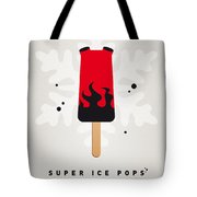 My Superhero Ice Pop - Hellboy Tote Bag by Chungkong Art