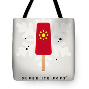 My SUPERHERO ICE POP - Iron Man Tote Bag by Chungkong Art