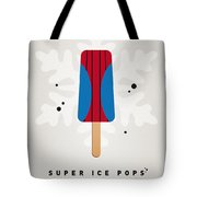 My Superhero Ice Pop - Spiderman Tote Bag by Chungkong Art
