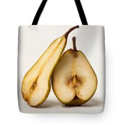 My Sweet And Perfect Half - Square Tote Bag by Alexander Senin