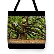 Mystical Angel Oak Tree Tote Bag by Louis Dallara
