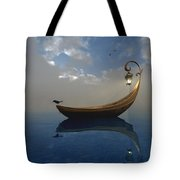 Narcissism Tote Bag by Cynthia Decker