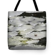 Nasty Weather - Featured 3 Tote Bag by Alexander Senin