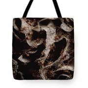 Nasute Termite Nest Amazonian Peru Tote Bag by Mark Moffett