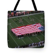 National Anthem Tote Bag by Dan Sproul