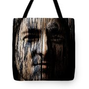 Native Heritage Tote Bag by Christopher Gaston