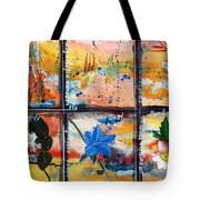 native Texas wildflowers B Tote Bag by Michael Dillon