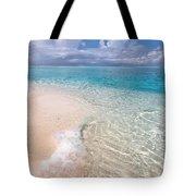 Natural Wonder. Maldives Tote Bag by Jenny Rainbow