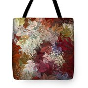 Naturaleaves - 88c02 Tote Bag by Variance Collections