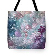 Naturaleaves - S1002b Tote Bag by Variance Collections