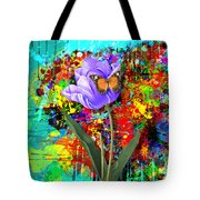 Nature Vs Caos Tote Bag by Gary Grayson
