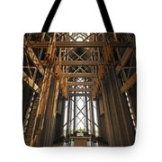 Nature's Music Tote Bag by Joan Carroll